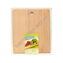 А569 Доска разделочная деревянная ( 28 х 35 см. )
