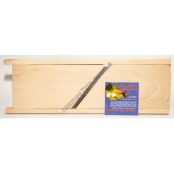 A121 Терка деревянная для морковки ( широкая )