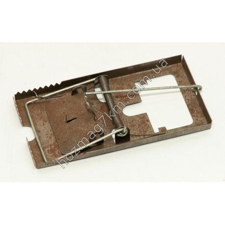 A187 Мышеловка металическая ( плоская )