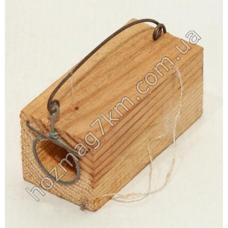 A193 Мышеловка деревянная ( норка )