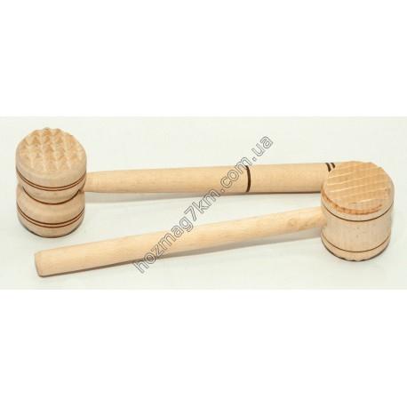 A218 Молоток обивочный ( деревянный )