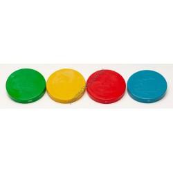A248 Крышка пластмасовая ( цветная )