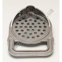 A255 Крышка сливная для банки ( металическая )