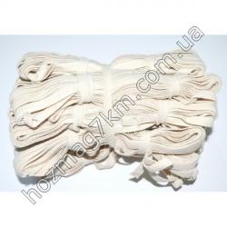 А 408 Резинка бельевая белая х/б ( 10 м. )