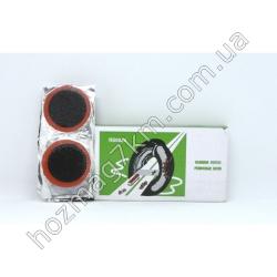 А 467 Латки для ремонта велосипедных камер ( №0024 - 10шт. )