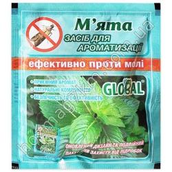 А 509 Таблетки от моли Global ( Мята )