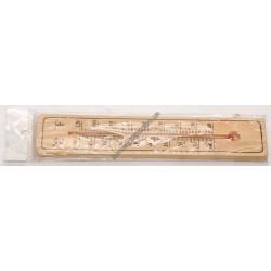 А58 Термометр комнатный ( деревянный )