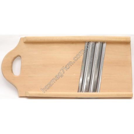 А60 Шинковка деревянная ( на 3 ножа )