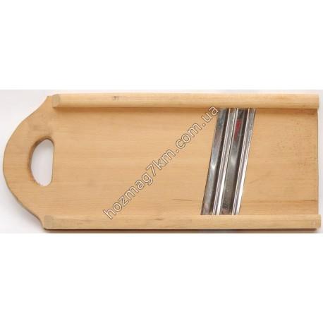 А61 Шинковка деревянная ( на 2 ножа )